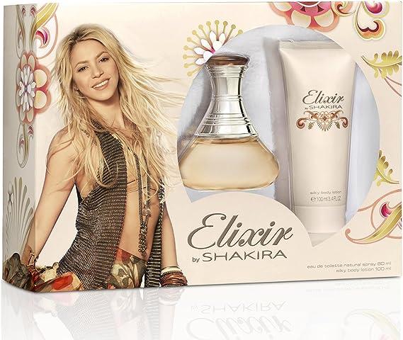 Shakira skr elixir set(eau de toilette 80ml+body lot 100ml)