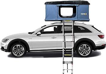 TentBox Classic | Tienda de campaña con techo para 2 personas | Edición negra: Amazon.es: Coche y moto
