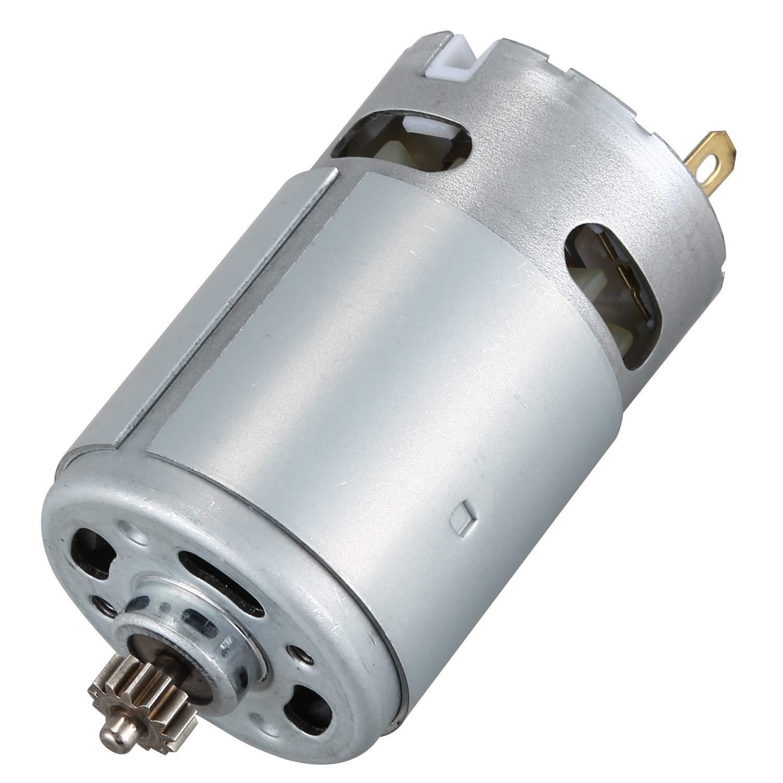 12 V Sostituire per Elettroutensili GSR10.8-2-LI GSR120-LI GSR10.8V-LI-2 SNOWINSPRING Motore 10 Denti 10,8 V