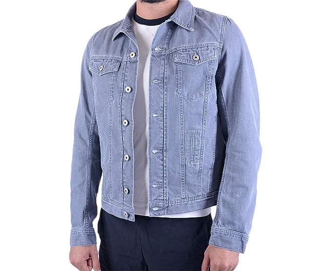 details for official supplier new list Diesel R-ELSHAR Mens Denim Jeans Jacket Summer Outwear Coat ...