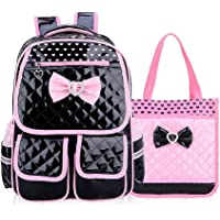 Kid Child Schoolbag Cute Girls Princess Style Backpack Waterproof Travel Bag Comfortable and Breathable Rucksack