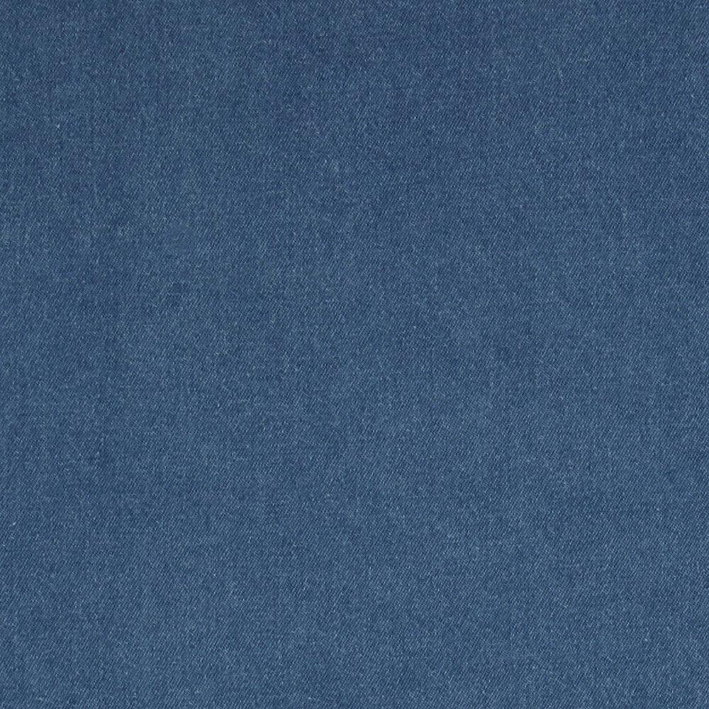 Robert Kaufman Kaufman Denim 6.5 oz Light Indigo Washed Fabric by The Yard,