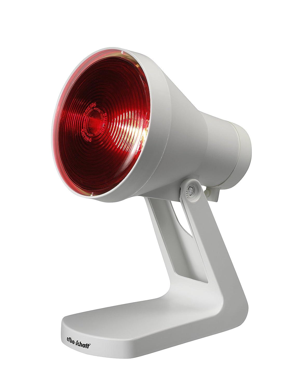 Efbe Schott IR Lámpara de infrarrojos color blanco