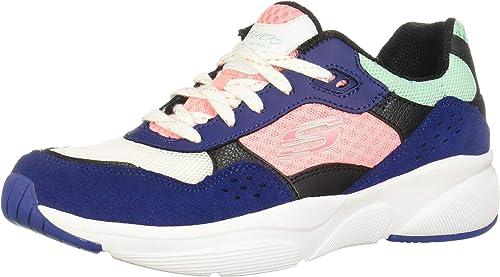 Proscrito salario Señor  Amazon.com | Skechers Women's Meridian Sneaker | Walking