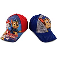 fb36dfc1158 Nickelodeon Little Boys Paw Patrol Character Cotton Baseball Cap