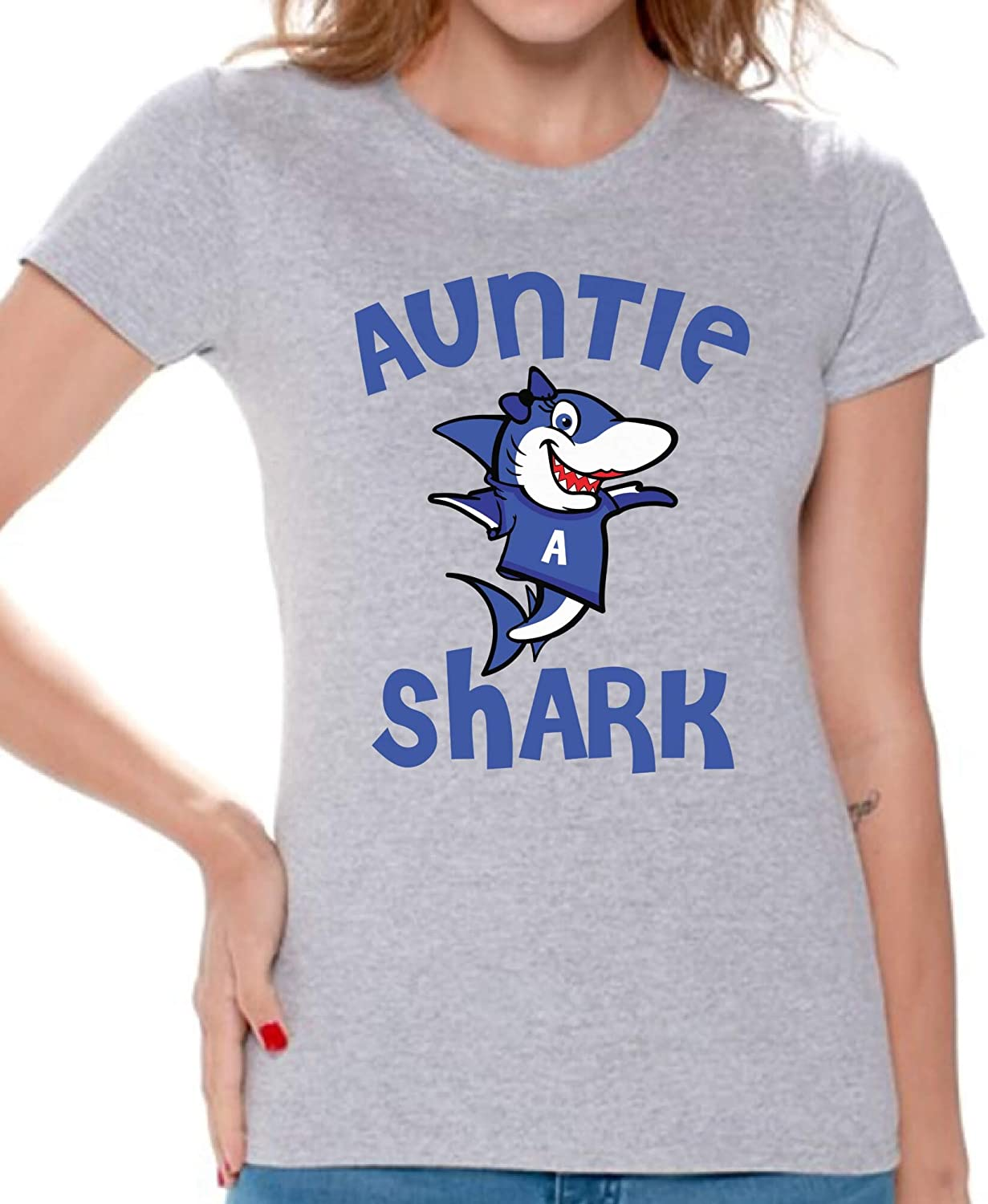 Top 10 Aunty Shark Doo Doo Shirt