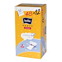 Bella Intima Ultra Thin Panty Liners - 60 Pieces (Medium)