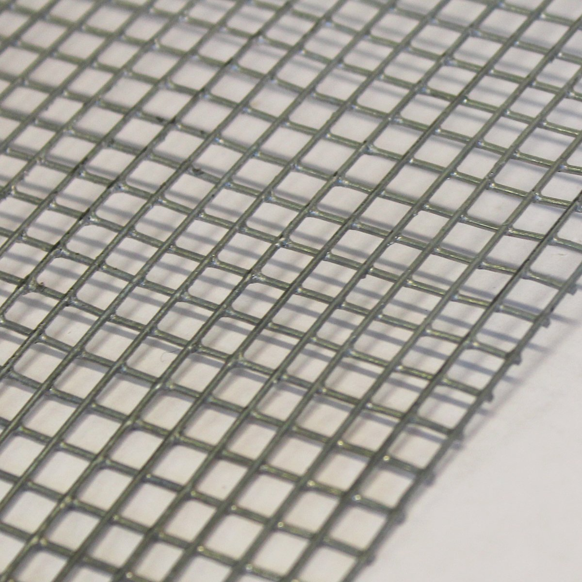 2 Pack of 3ftx2ft Welded Mesh Panels. 6mmx6mm holes. Galvanised ...