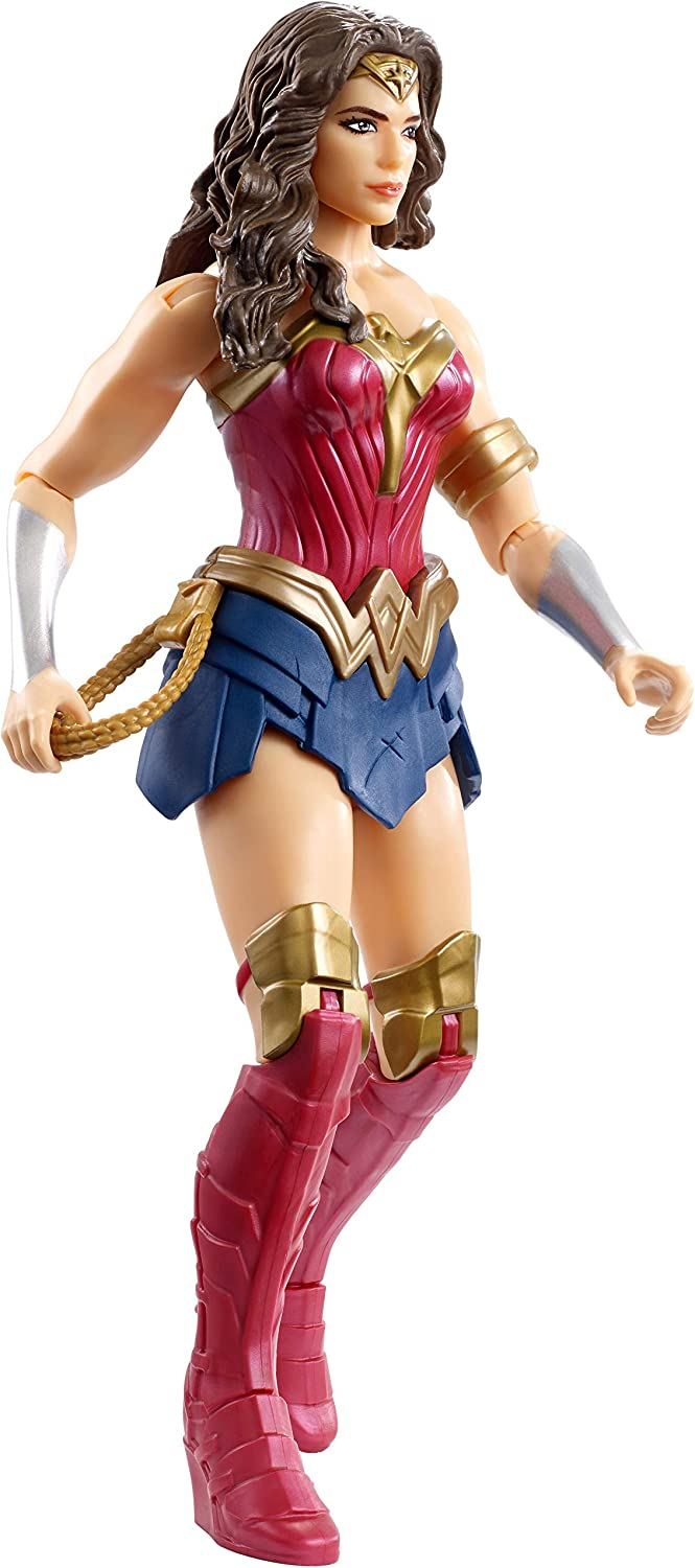 DC Justice League Surtido figuras de acción básicas Wonder Woman ...
