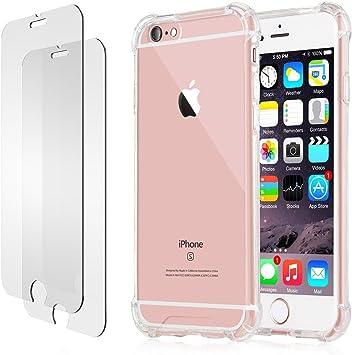 Funda iPhone 6s Plus 6 Plus Protector de Pantalla, E-Unicorn Funda ...
