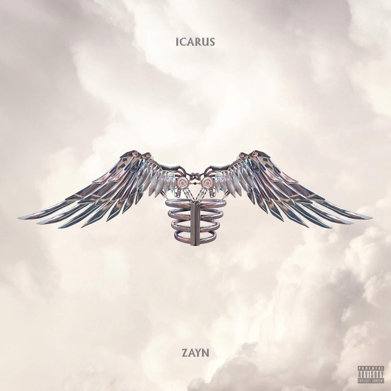 CD : ZAYN - Icarus /  Falls (CD)