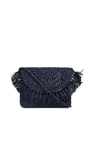 Mar Y Sol Women's New Mia Cross Body Bag, Navy, One Size