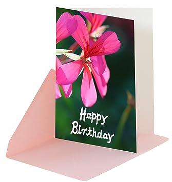 1 Carte Anniversaire Pour Femme Happy Birthday Carte Pour