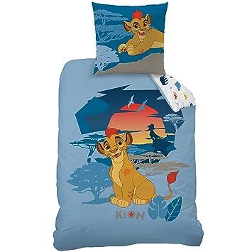 CTI 044223 Housse de Couette Enfant Kion La Garde Du Roi Lion ...