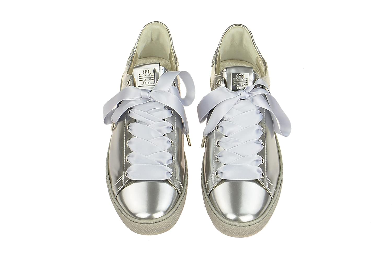 Högl, scarpe da da da ginnastica donna argento argento 1befe7