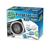 New Fingerprint Kit Science Forensic Educational Kids Birthday Gift Fun Toys