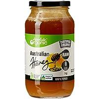 Absolute Organic Australian Raw Honey, 1kg