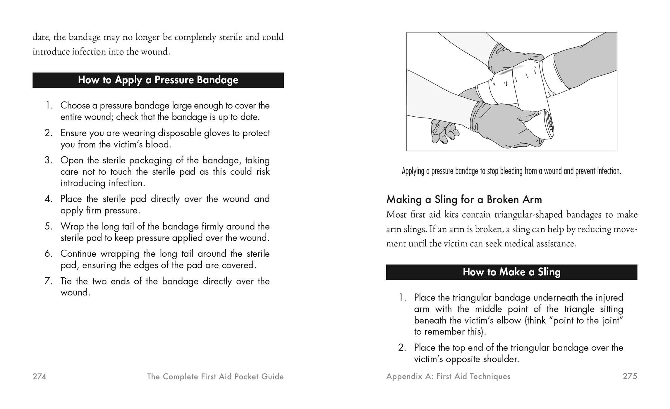 Buy The Complete First Aid Pocket Guide: Step-by-Step