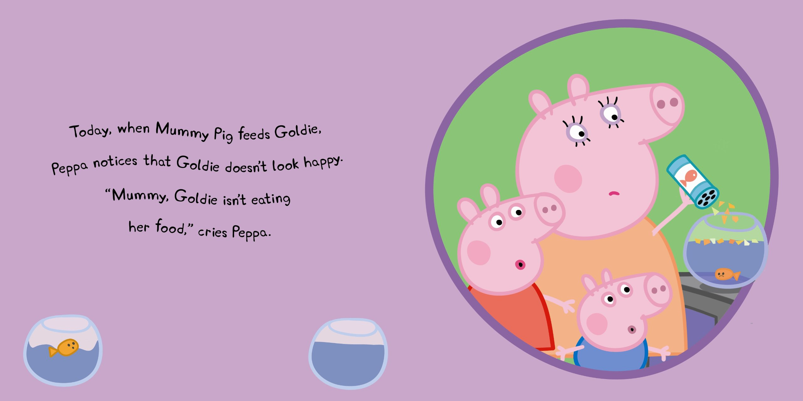 Buy Peppa Pig: Peppa's First Pet: My First Storybook Book Online at