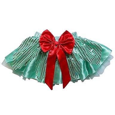 af8feab457a10 Amazon.com  So Sydney Sparkle Running Costume Skirt Race Tutu ...