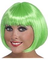 80'S Flapper Short Chic Bob Disco Wig Hair Sports Team Costume Accessory