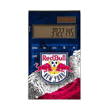 New York Red Bulls Desktop Calculator Mls