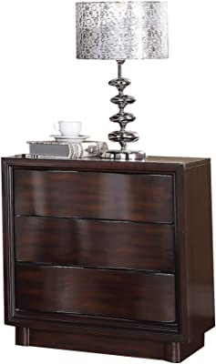 Travell Nightstand with Charging Dock, Walnut + Expert Guide