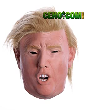 Donald Trump Máscara Carnaval Traje Partido Latex Máscaras del Presidente Donald Trump
