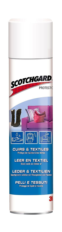 Scotchgard Protector Universal Imprägnierspray für Stoff, Textil und Leder im Outdoor-Bereich, 400 ml 525770
