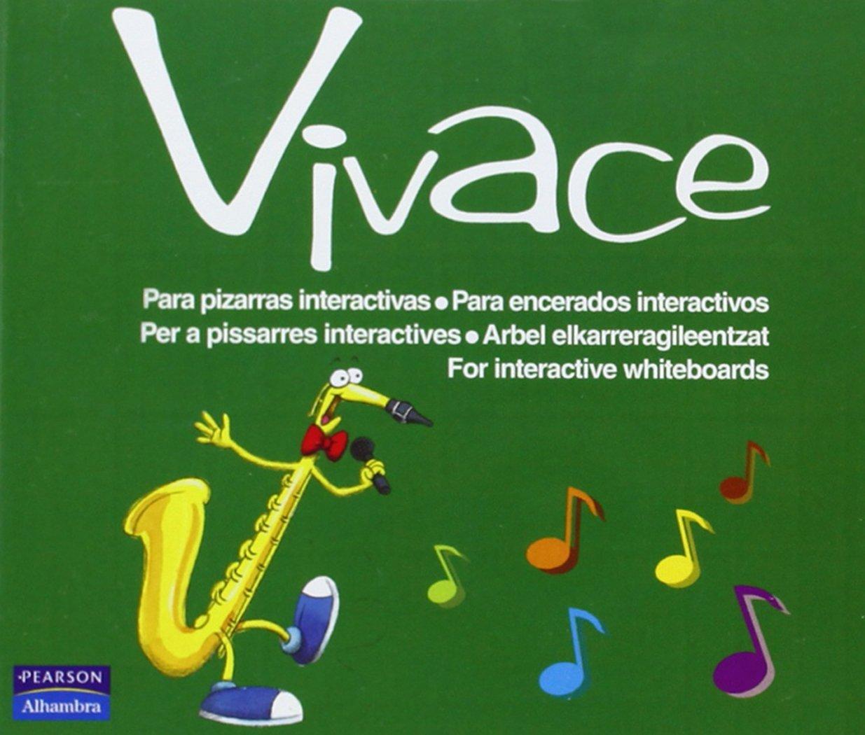 Vivace para pizarras interactivas (Comunidades Autónomas ...