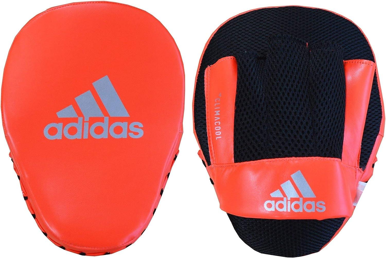 Adidas Boxing Focus Mitts Gold Mesh