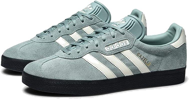 adidas Gazelle Super, Chaussures de Fitness Homme, Vert