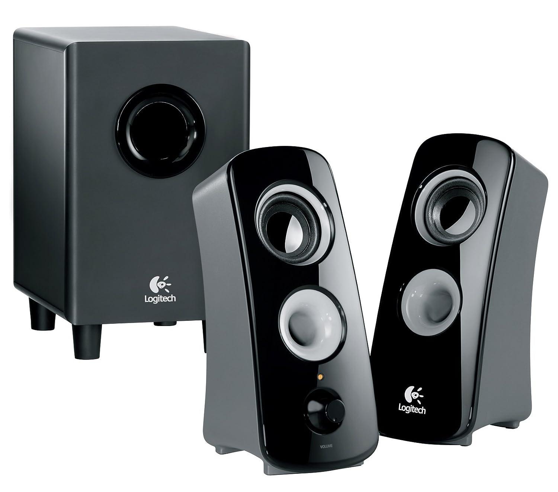 Logitech Speaker System Z323 with Subwoofer 28Renewed 29