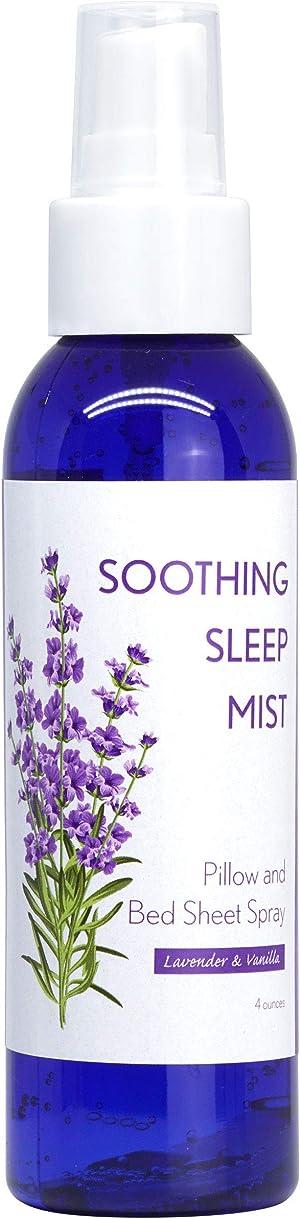 Lavender Pillow Spray for Sleep. Pillow Mist Lavender Spray for Sleep. Multiple Scent Options (Lavender & Vanilla Blend, 4 Ounce)
