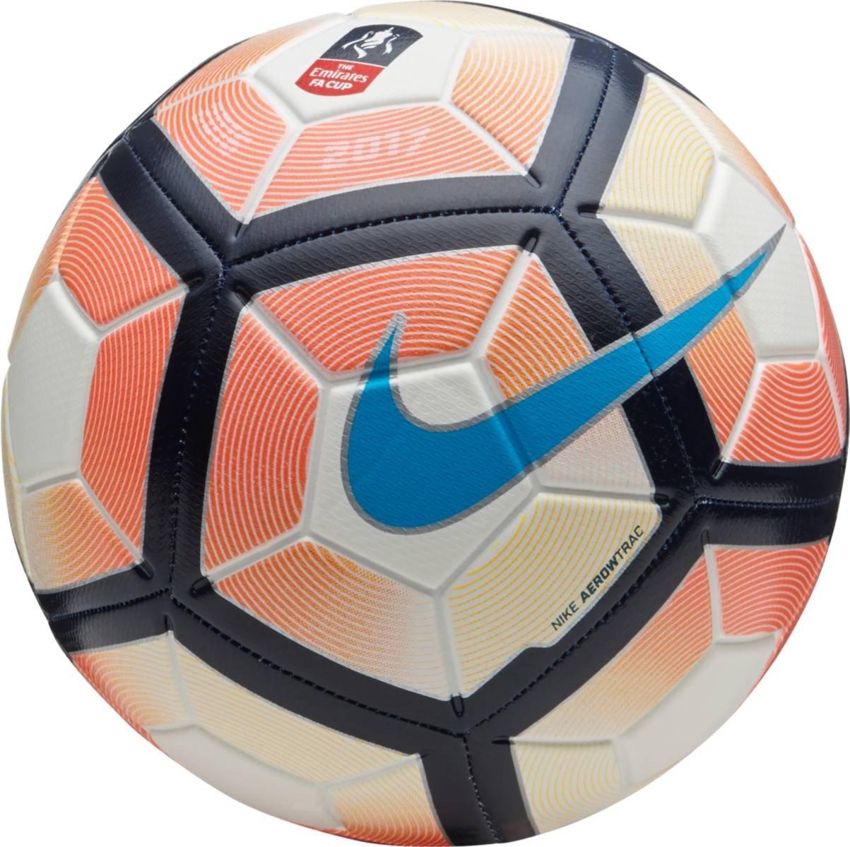 Nike Strike FA Cup Balón, Unisex Adulto, Blanco (White/Bright ...