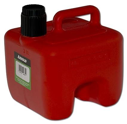 1959855 Tanica per benzina 3l impilabile