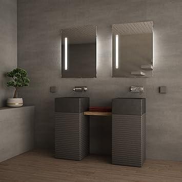 Badezimmer Spiegel Vuyon B 1500mm X H 800mm Kaltweiss Badspiegel