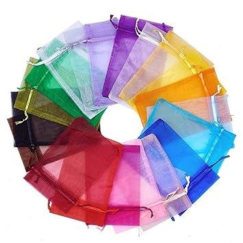 Amazon.com: Wuligirl 100 piezas colorido cordón de ...