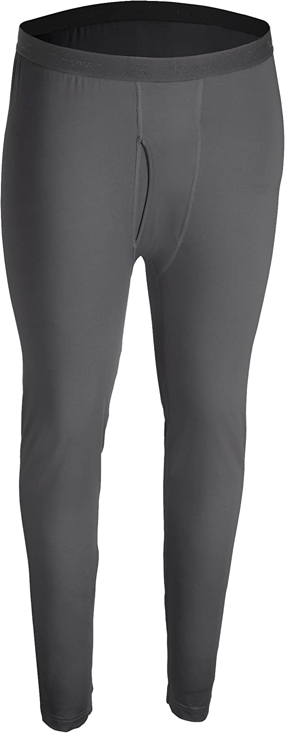 Terramar Men's Thermolator Climasense 4-Way Stretch Brushed Pants