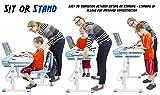 Einstein Kids Desk Set   Height Adjustable
