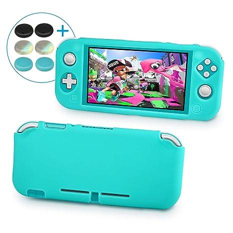 Amazon.com: Keten Nintendo Switch Lite - Carcasa de silicona ...