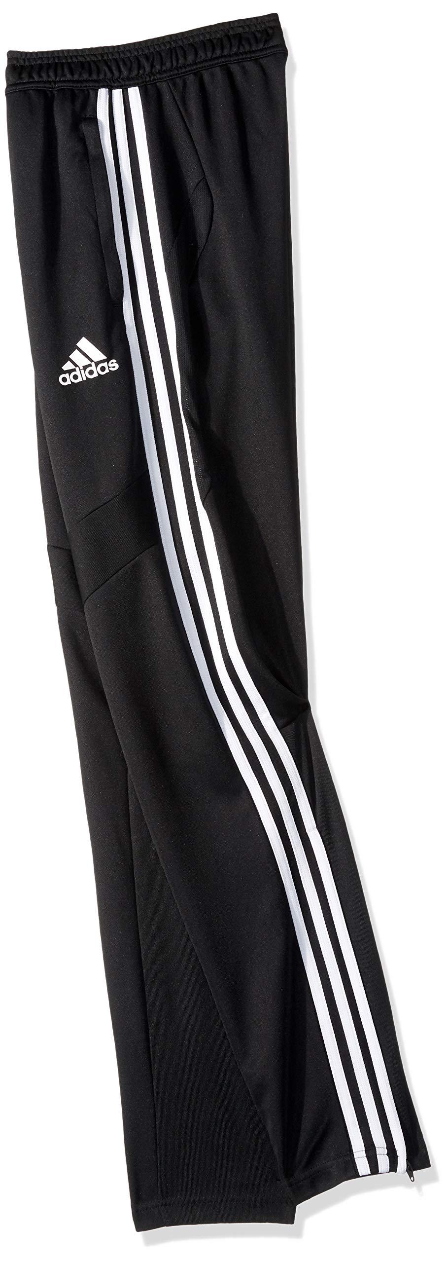adidas Youth Tiro19 Youth Training Pants, Black/White, XX-Small by adidas (Image #3)
