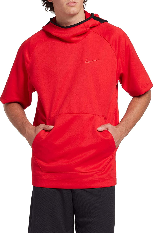 Nike Dry Spotlight - Sudadera de Baloncesto Dri Fit de Manga Corta ...