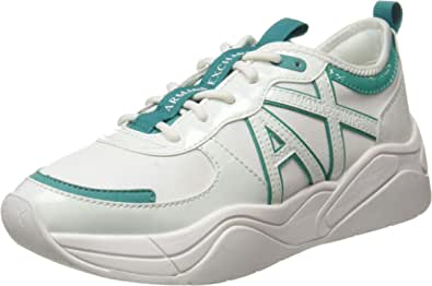 Armani Exchange Cher Chunky Sneaker, Mujer