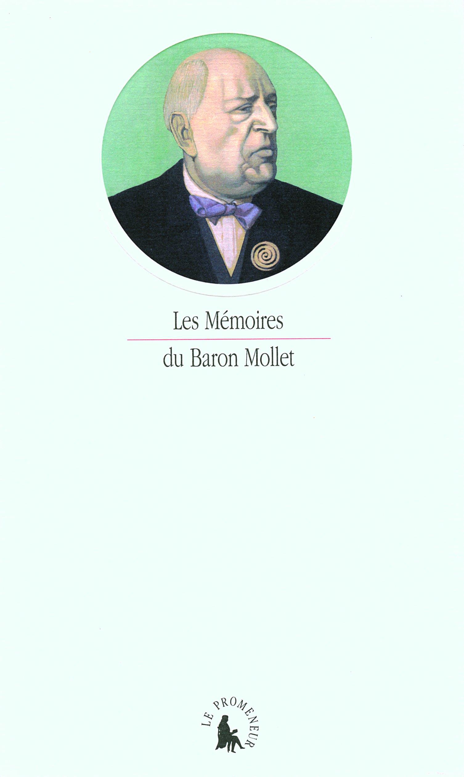 Amazon.com: Les Mémoires du Baron Mollet (9782070121519 ...
