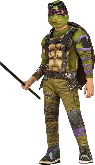 Amazon.com: Rubie s teenage mutant ninja turtles película ...