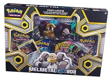 Pokemon JCC- Caja colección melmetal-gx - español. (The ...