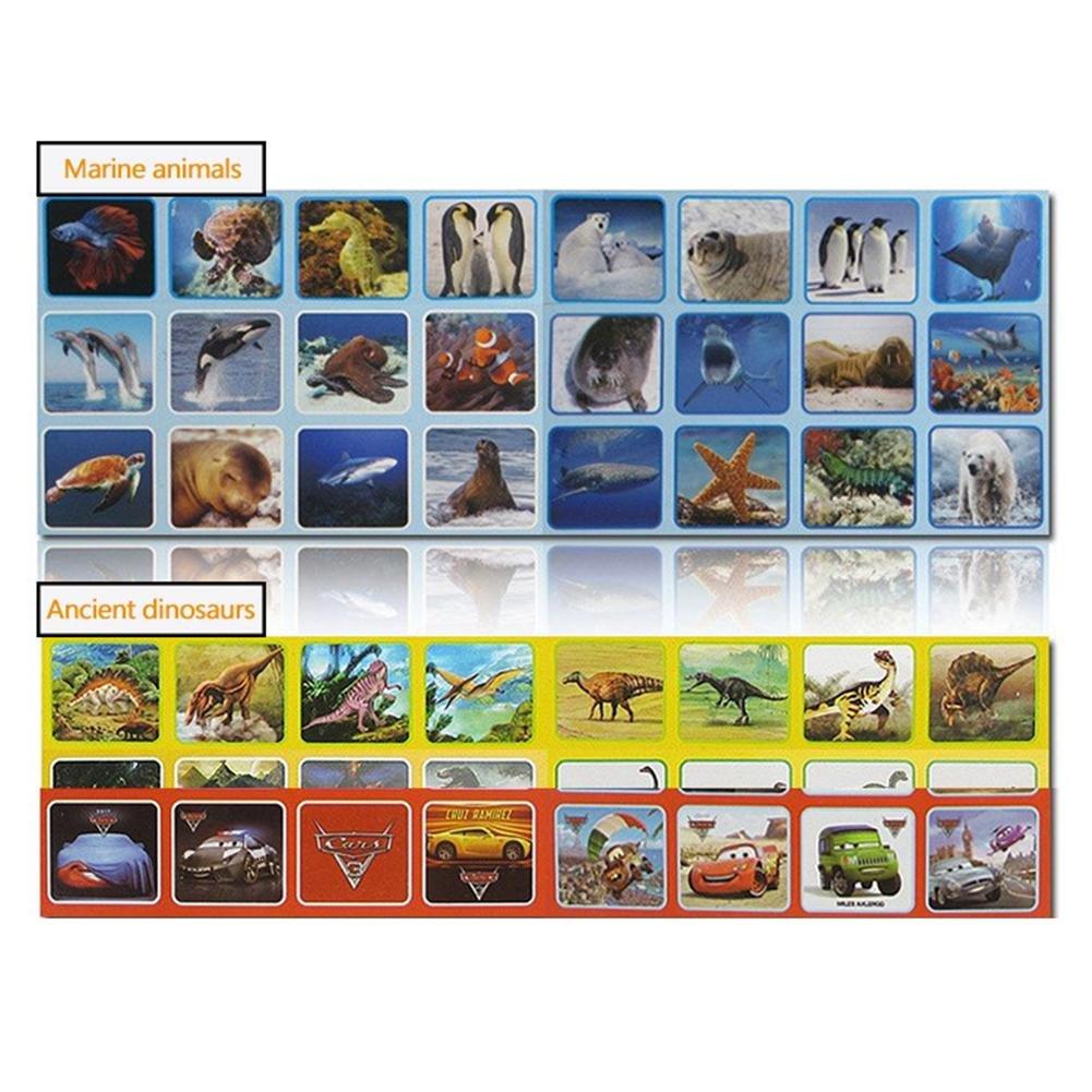 Timmil Kinderspielzeug Projektor Story Taschenlampe Nacht Bild Licht Schlafenszeit Dinosaurier Studie Lernen Spaß Spielzeug für Baby Kleinkinder