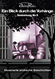 Reihe «Ein Blick durch die Vorhänge» mit 200 erotischen Geschichten. Sammelband Nr. 5 (Erzählungen 101-125): Illustrierte Sexgeschichten, die Ihre erotischen Fantasien anregen werden