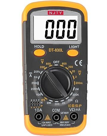 Spiksplinternieuw Capacitance meters | Amazon.com ZX-92
